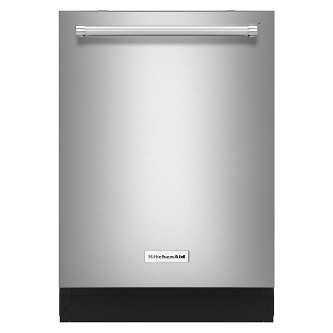24-in Built-in Dishwasher - Stainless Steel KDTE234GPS
