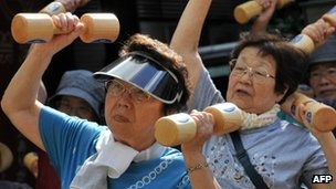 UN warns over impact of rapidly ageing populations