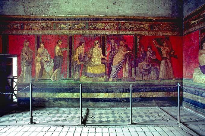 Pompei monumenti
