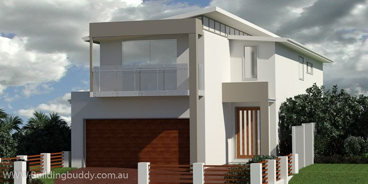 28 best Small Lot House Plans images on Pinterest   House design ...