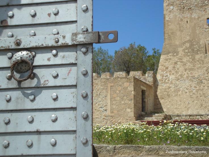 Kazarma Fortress of Sitia  Discover the authentic Crete!   Photo Taken By :Poliklitos Zografinakis