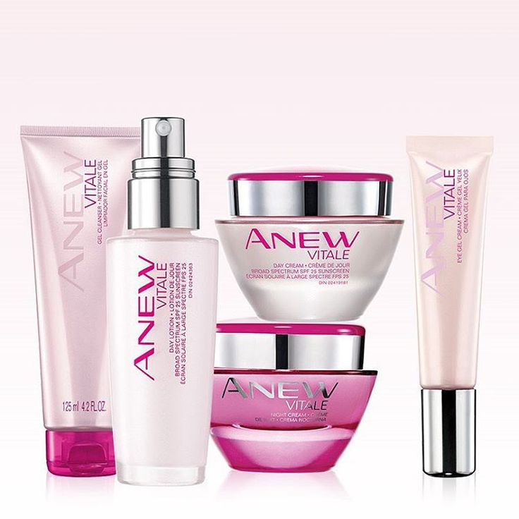 Support Breast Cancer Awareness Month with ANEW Vitale! For each purchase, Avon will donate 20% of net profits to the Avon Breast Cancer Crusade, up to $1 million. #ANEWyou