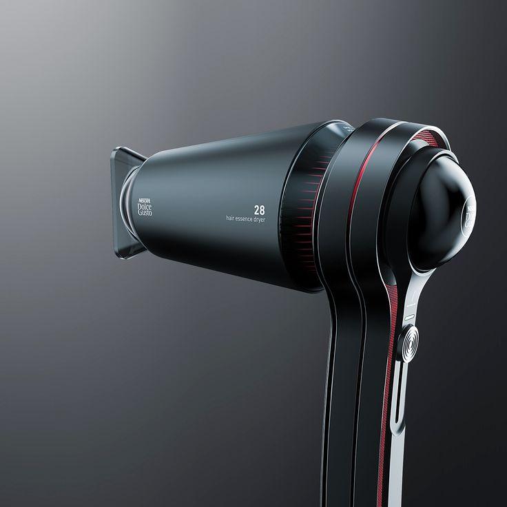 PDF HAUS_ Republic of Korea Design Academy / Product design / Industrial design / 工业设计 / 产品设计/ 空气净化器 / 산업디자인 / dolcegusto/ 돌체구스토/헤어드라이어 / hair dryer /