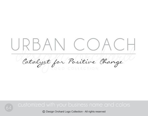 Urban Logo Design Consulting business logo by DesignOrchard