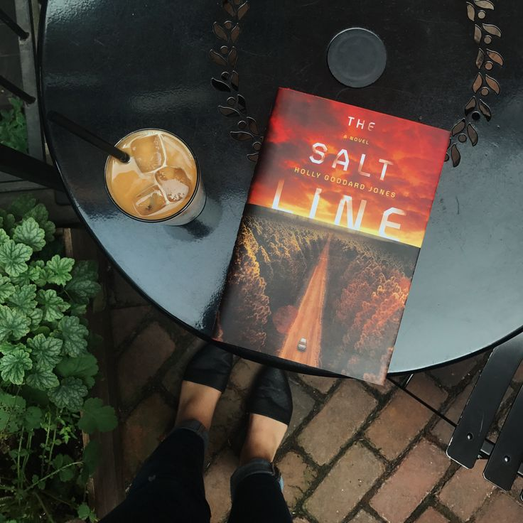 Calling all book clubs! Enter for a chance to win THE SALT LINE by Holly Goddard Jones for you and your book club pals!