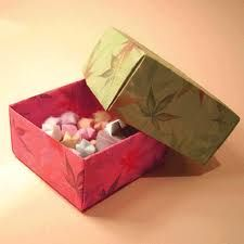 i heart personal progress: Activities. Integrity #7: Origami box with questions about the Strength of Youth Book made as a FHE activity
