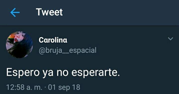 Tuit Twitter Amor Español Frases De Desamor Frases