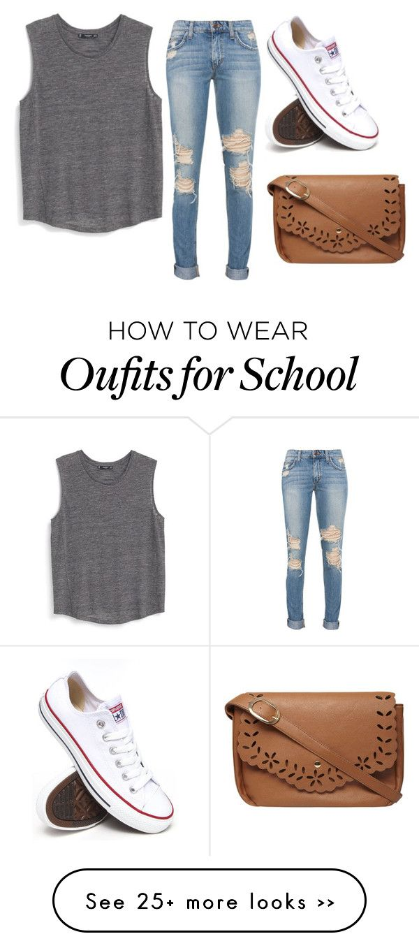 """school"" by fashionbaby017 on Polyvore"