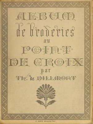 Bela Stitches: Stare książki, stare wzory.