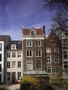 Anne Frank House - Amsterdam, Netherlands - This was actually one of my most favorite tours in Amsterdam. Just being in ANNE FRANK'S house was a dream come true for me... : ) - Alyce