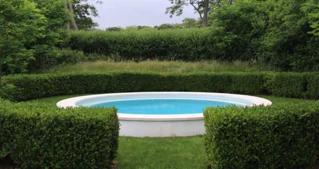 Perry guillot inc landscape architecture garden for Pool design long island