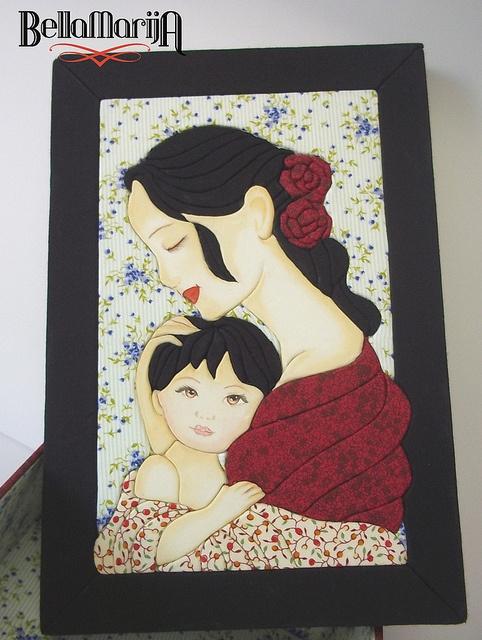 Amor de Mãe by Pati Fugisse, via Flickr