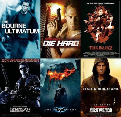 Daftar 25 Film Action Terbaik Sepanjang Masa Terbaru