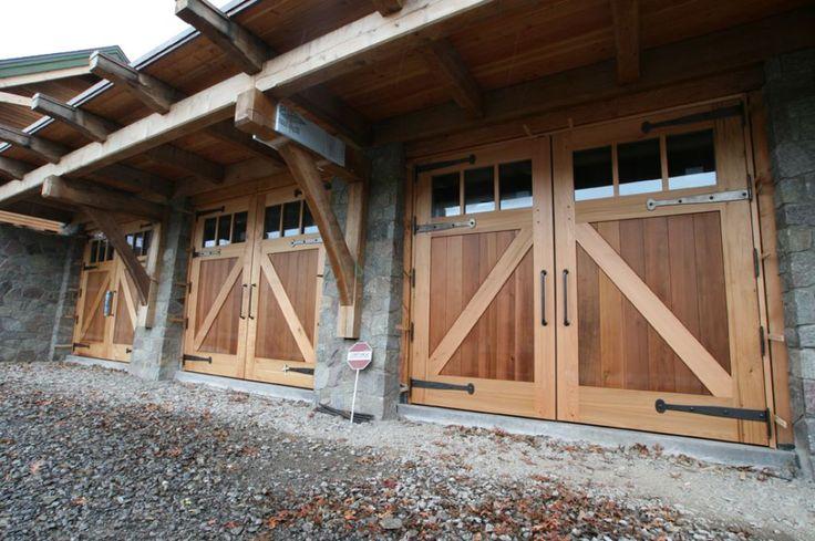 Best 20+ Timber Frame Garage Ideas On Pinterest