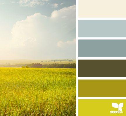 pasture hues