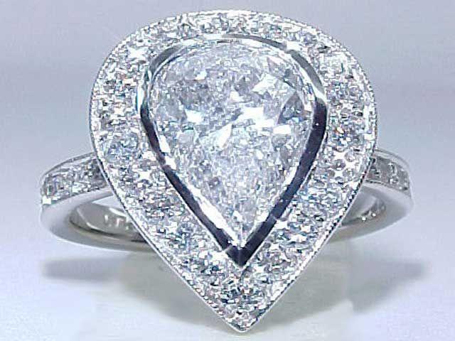 25 best Big diamond wedding rings ideas on Pinterest Wedding