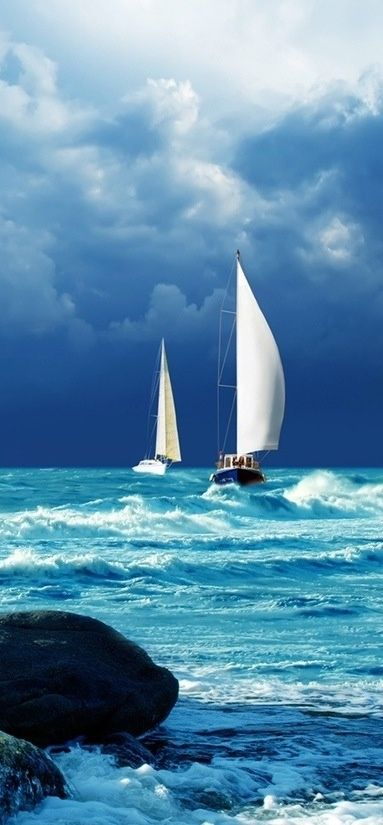 Sailboats - Beautiful.