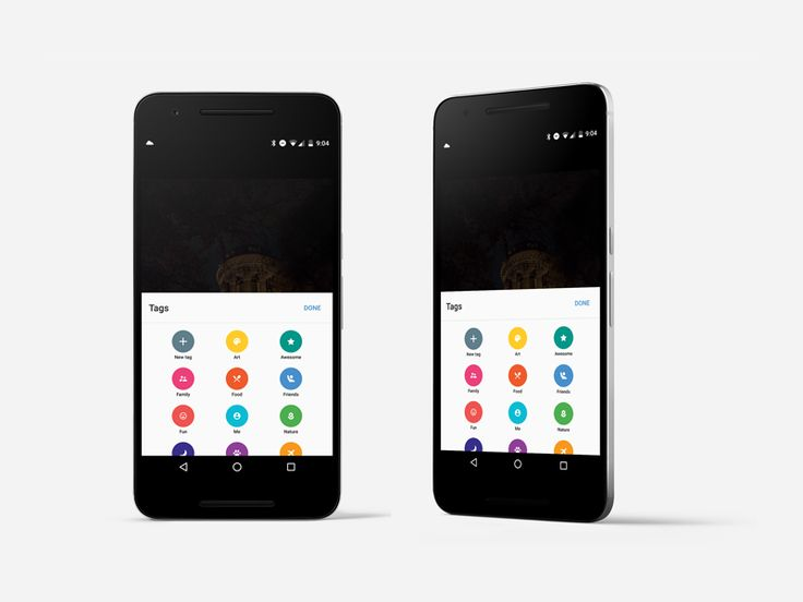 Download Nexus 6P PSDs