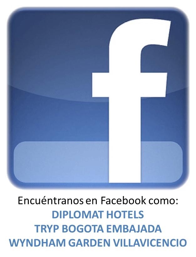 No olviden seguirnos en Facebook!!