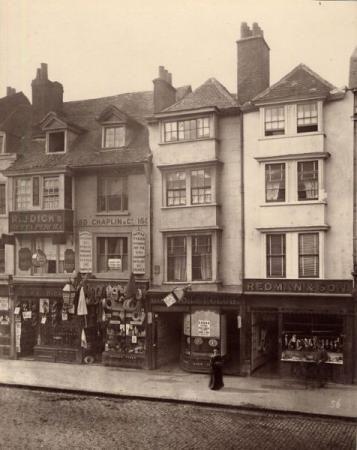 Старый Лондон.