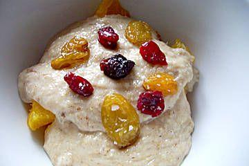 Frühstücksbrei im Thermomix mit Obst (Rezept mit Bild)   Chefkoch.de
