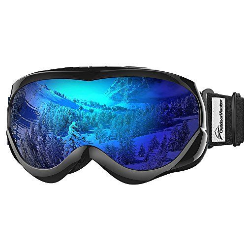 Helmet Compatible Kids Ski Goggles Snow goggles compatible with any ski helmet. Suitable for both boys & girls 6+ years. Available in several different colorful lens and frame options. 100% UV Protection Eye protection matters. That's why all of our ski goggles have 100% protection from...