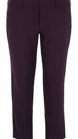 Dorothy Perkins Womens Plum Pique Ankle Grazers- Plum DP66792171 Plum Pique Textured Ankle Grazer Inside Leg 71cms. 100% Polyester. Machine washable. http://www.comparestoreprices.co.uk//dorothy-perkins-womens-plum-pique-ankle-grazers-plum-dp66792171.asp