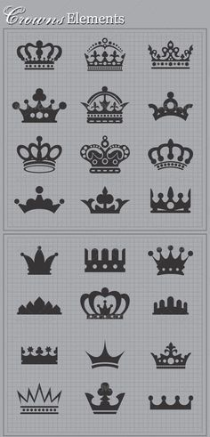 Crowns Elements