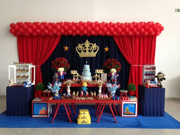 Momento Mágico Decorações : Pequeno Príncipe