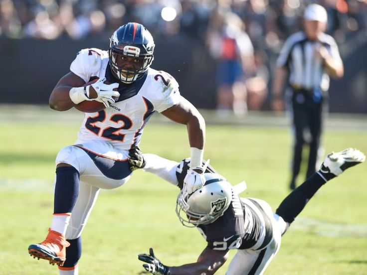 C.J. Anderson - Look, I'll always love Peyton but I got me a new favorite Bronco. At least for the moment.