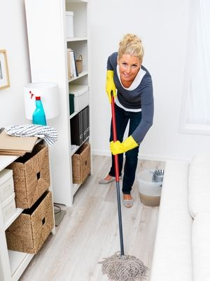 Home cleaning service - https://www.veteranmaids.org/