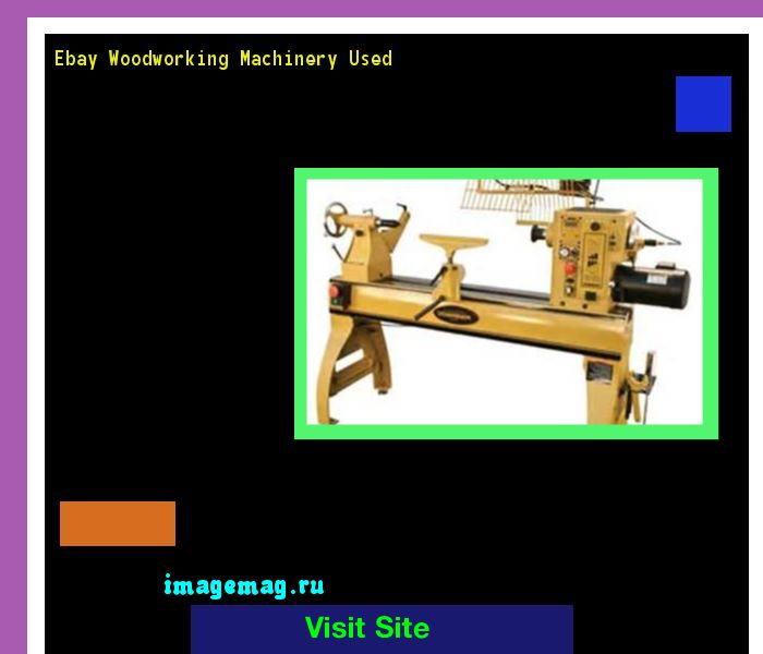 17 Best ideas about Woodworking Machinery on Pinterest ...
