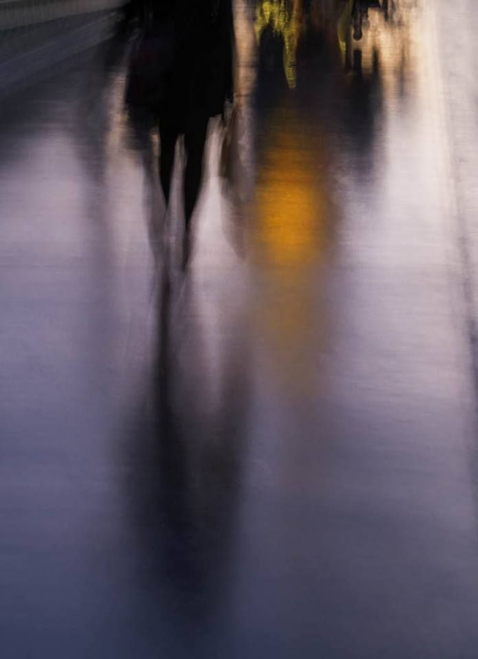 Walking Home   by  Doug Chinnery