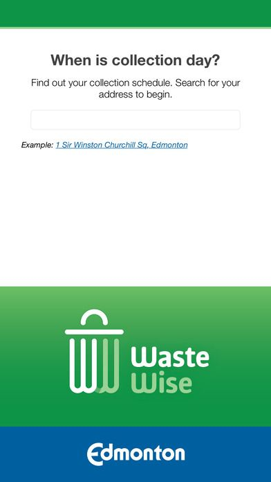 Smart phone app that enables users to recycle waste more efficiently.