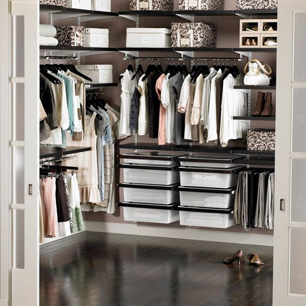 Ideas for my master bedroom closet