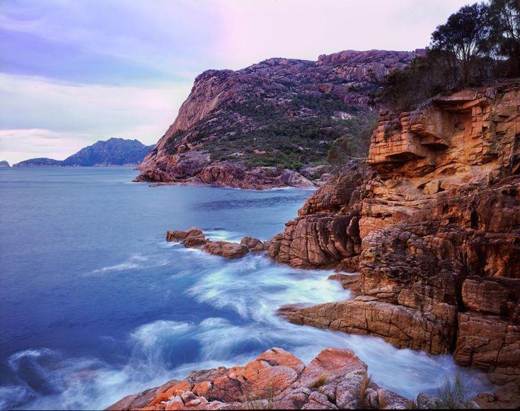 My beautiful Island Home.  Tasmania, Australia.
