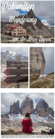 Rundtour Drei Zinnen | Sextner Dolomiten | Wandern Südtirol