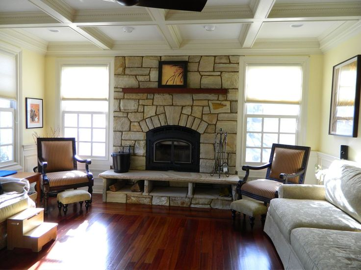 593 Best Fireplaces Images On Pinterest