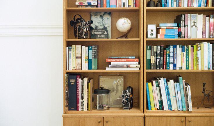 Vent Book Shelf momo natural
