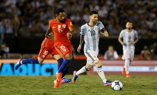 Αργεντινή-Χιλή 1-0