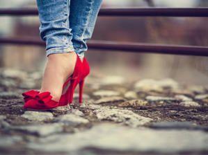 Wie dein Schuh aussieht, ist entscheidend für deine Figur