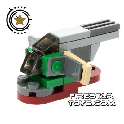 LEGO Star Wars Mini Set - Boba Fett's Slave I | LEGO Star Wars Mini Sets | LEGO…