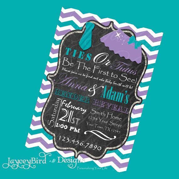 Personalized Purple and Teal Ties or Tutus by JayceyBirdDesigns                                                                                                                                                                                 More