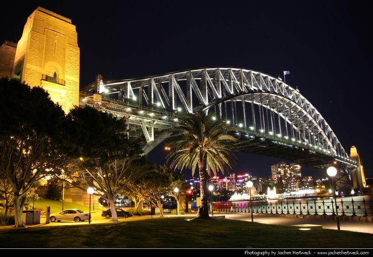 Harbour Bridge @ Night