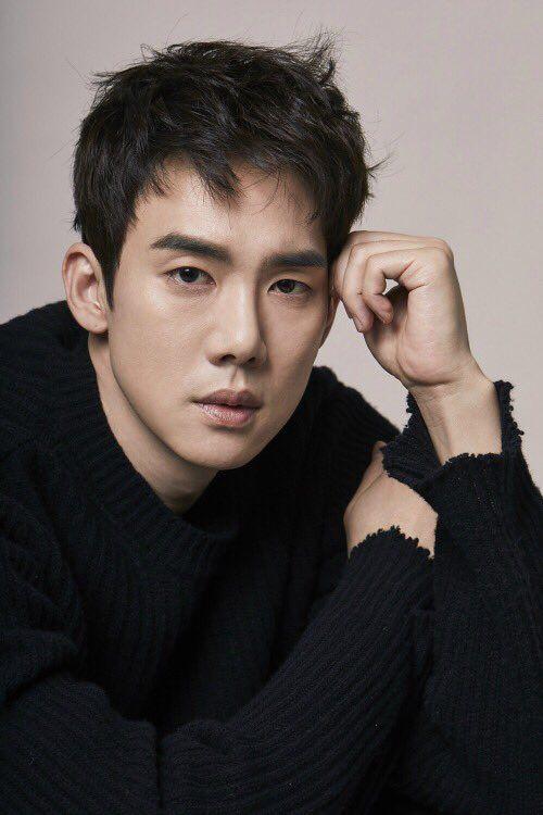 Happy birthday Yoo Yoon-Seok! You're 33! (April 11)