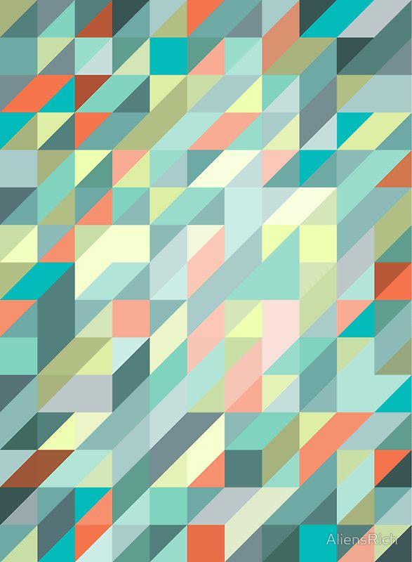 #Triangular Impressionnisme #sticker