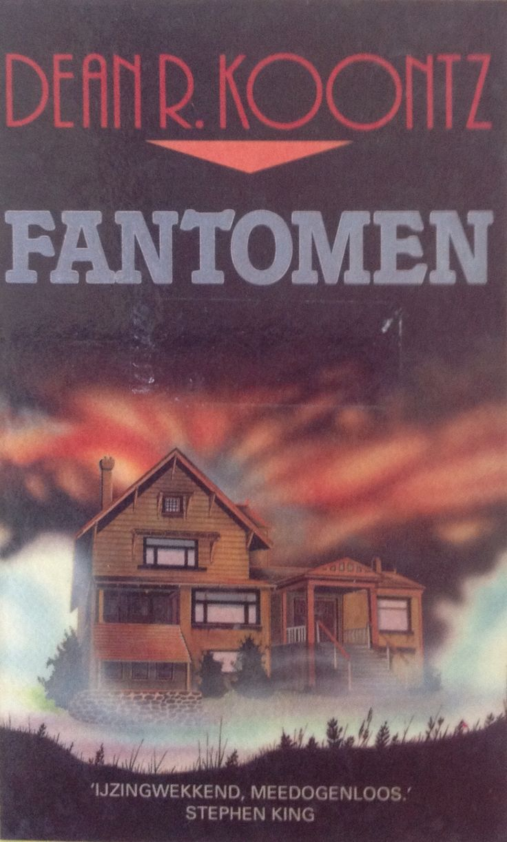 Dean R. Koontz: Fantomen