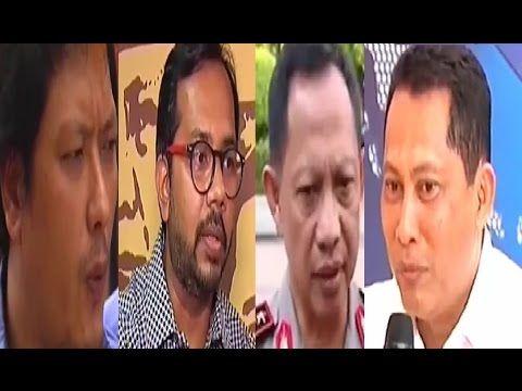 POLRI, BNN & TNI Anti Kritik - Haris Azhar Dipidanakan Sampaikan Pengaku...