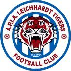 1954, APIA Leichhardt Tigers FC (Leichhardt, Australia) #APIALeichhardtTigersFC #Leichhardt #Australia (L18471)