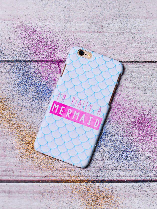 Phone Case I'm really a mermaid - ZO-HAN - Obudowy do telefonów